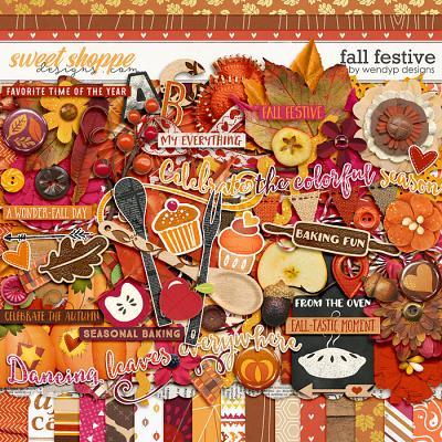 Fall Festive by WendyP Designs