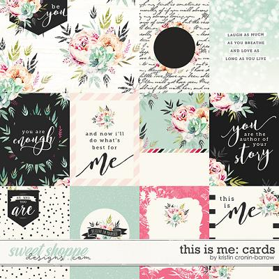 This is Me: Cards by Kristin Cronin-Barrow