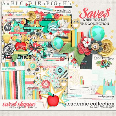 Academic Collection by River Rose Designs