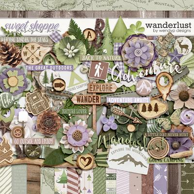 Wanderlust by WendyP Designs