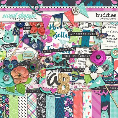 Buddies by Erica Zane