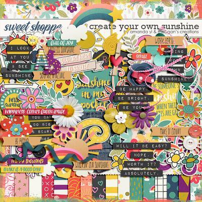 Create Your Own Sunshine by Amanda Yi & Meagan's Creations