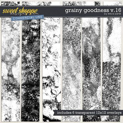 Grainy Goodness v.16 by Erica Zane