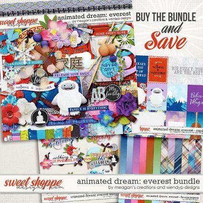 Animated Dream: Everest - Bundle by Meagan's Creations & WendyP Designs