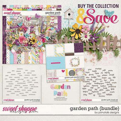 Garden Path Bundle by Ponytails