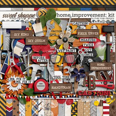 Home Improvement: Kit by River Rose Designs