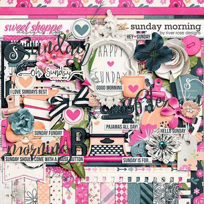 Sunday Morning: Kit by River Rose Designs
