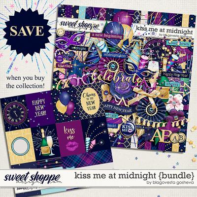 Kiss me at midnight {bundle} by Blagovesta Gosheva