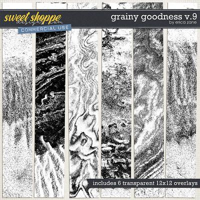 Grainy Goodness v.9 by Erica Zane