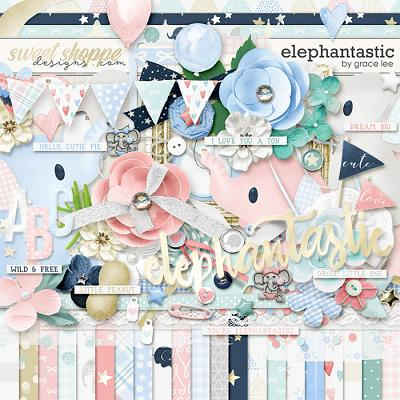 Elephantastic by Grace Lee