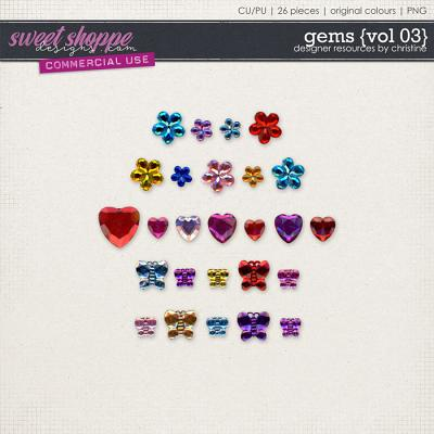 Gems {Vol 03} by Christine Mortimer