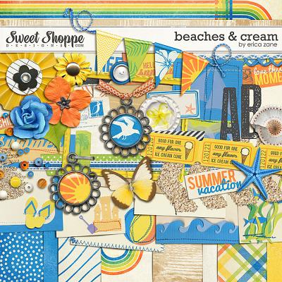 Beaches & Cream by Erica Zane