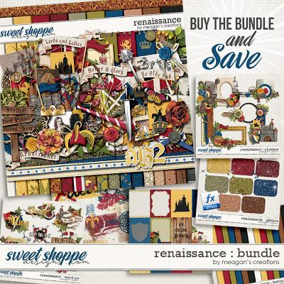 Renaissance : Bundle by Meagan's Creations