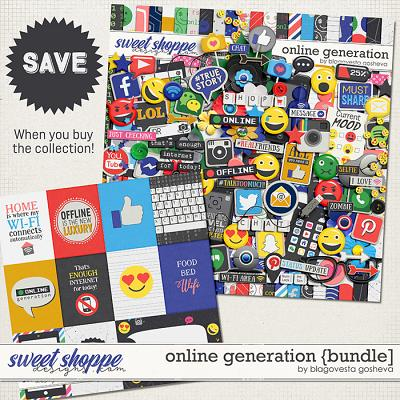 Online generation {bundle} by Blagovesta Gosheva