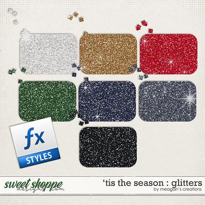 'Tis the Season : Glitters by Meagan's Creations