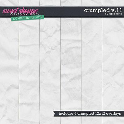 Crumpled v.11 by Erica Zane