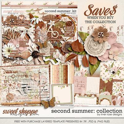 Second Summer Collection + FWP by River Rose Designs