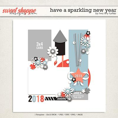 Have A Sparkling New Year by Two Tiny Turtles
