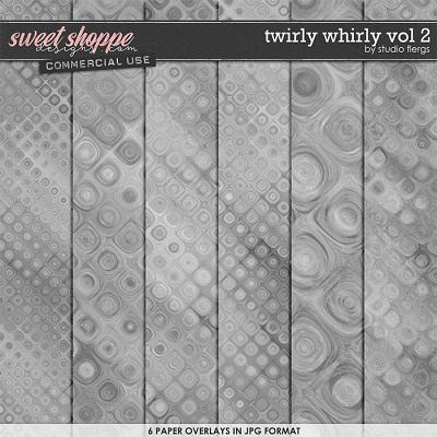 Twirly Whirly VOL 2 by Studio Flergs