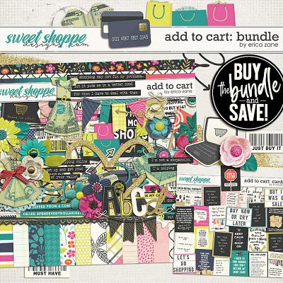 Add to Cart: Bundle by Erica Zane