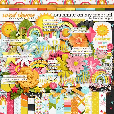 Sunshine on my Face: Kit by River Rose Designs