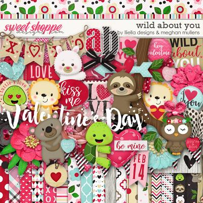 Wild About You-Kit by Lliella Designs and Meghan Mullens
