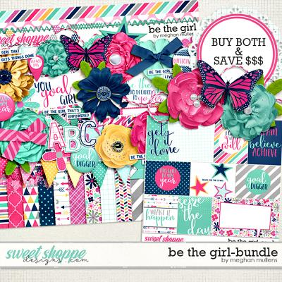 Be The Girl-Bundle by Meghan Mullens