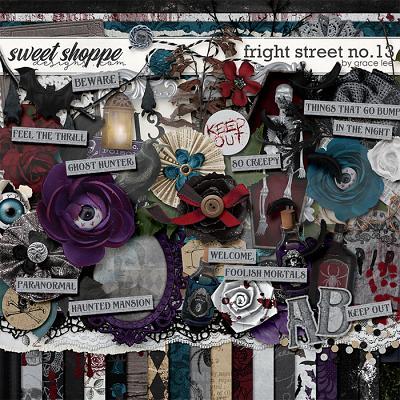Fright Street No.13 by Grace Lee