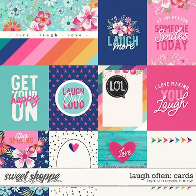Laugh Often: Cards by Kristin Cronin-Barrow