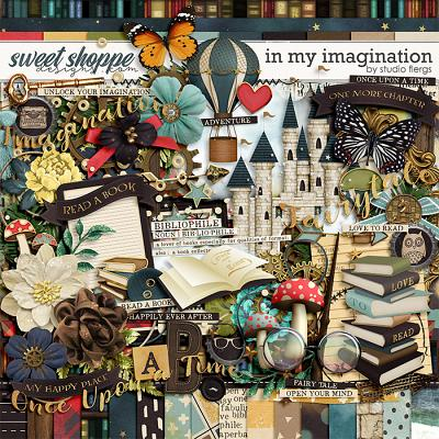 In My Imagination by Studio Flergs