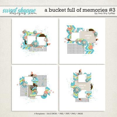 A Bucket Full Of Memories #3 by Two Tiny Turtles
