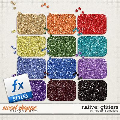 Native: Glitters by Meagan's Creations