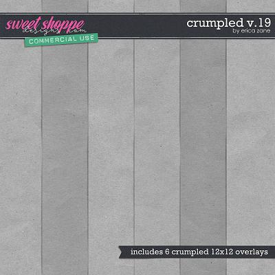 Crumpled v.19 by Erica Zane