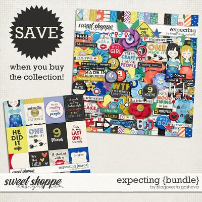 Expecting {Bundle} by Blagovesta Gosheva