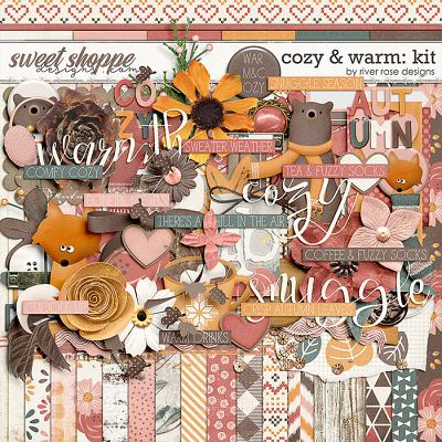 Cozy & Warm: Kit by River Rose Designs