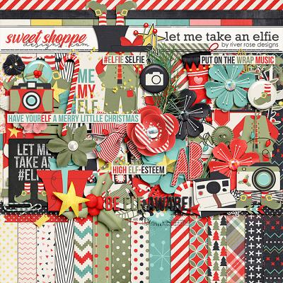 Let Me Take an Elfie: Kit by River Rose Designs