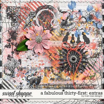 A Fabulous Thirty-first: Extras by River Rose Designs