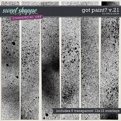 Got Paint? v.21 by Erica Zane