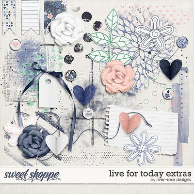 Live for Today: Extras by River Rose Designs