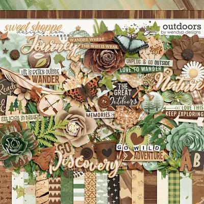 Outdoors - by WendyP Designs