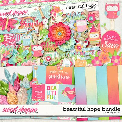 Beautiful Hope Bundle by Misty Cato