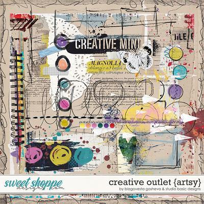Creative Outlet Artsy by Blagovesta Gosheva and Studio Basic