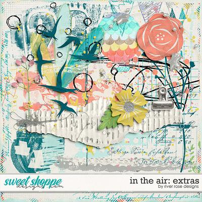 In the Air: Extras by River Rose Designs