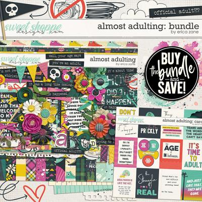Almost Adulting: Bundle by Erica Zane
