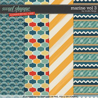 Marine VOL 3 by Studio Flergs