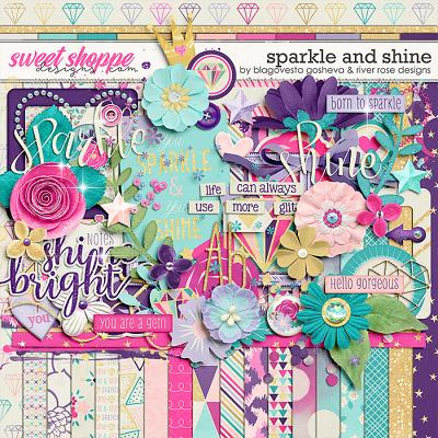 Sparkle and Shine by Blagovesta Gosheva & River Rose Designs
