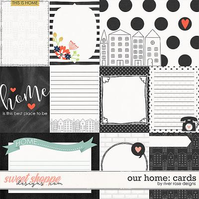 Our Home: Cards by River Rose Designs
