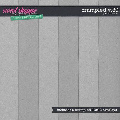 Crumpled v.30 by Erica Zane