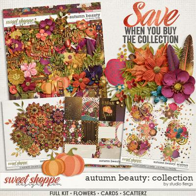 Autumn Beauty: COLLECTION & *FWP* by Studio Flergs