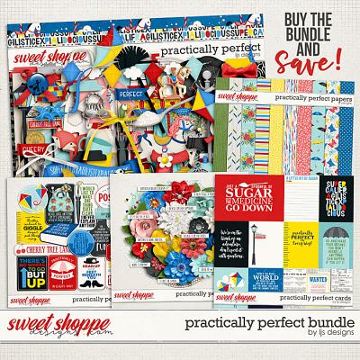 Practically Perfect Bundle by LJS Designs